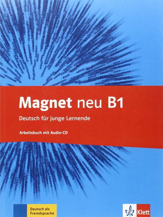 Magnet NEU B1 Arbeitsbuch + Audio-CD