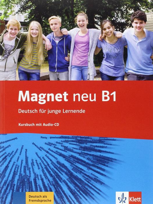 Magnet NEU B1 Kursbuch + Audio-CD