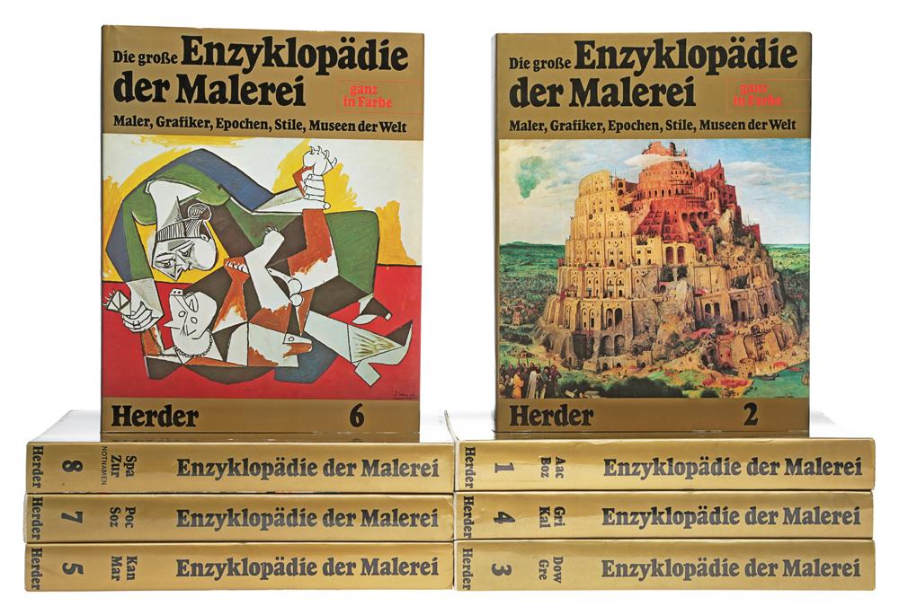 Enzyklopadie der Malerei (�������� �� 8 ����)