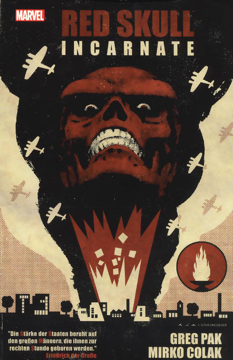 Red Skull: Incarnate