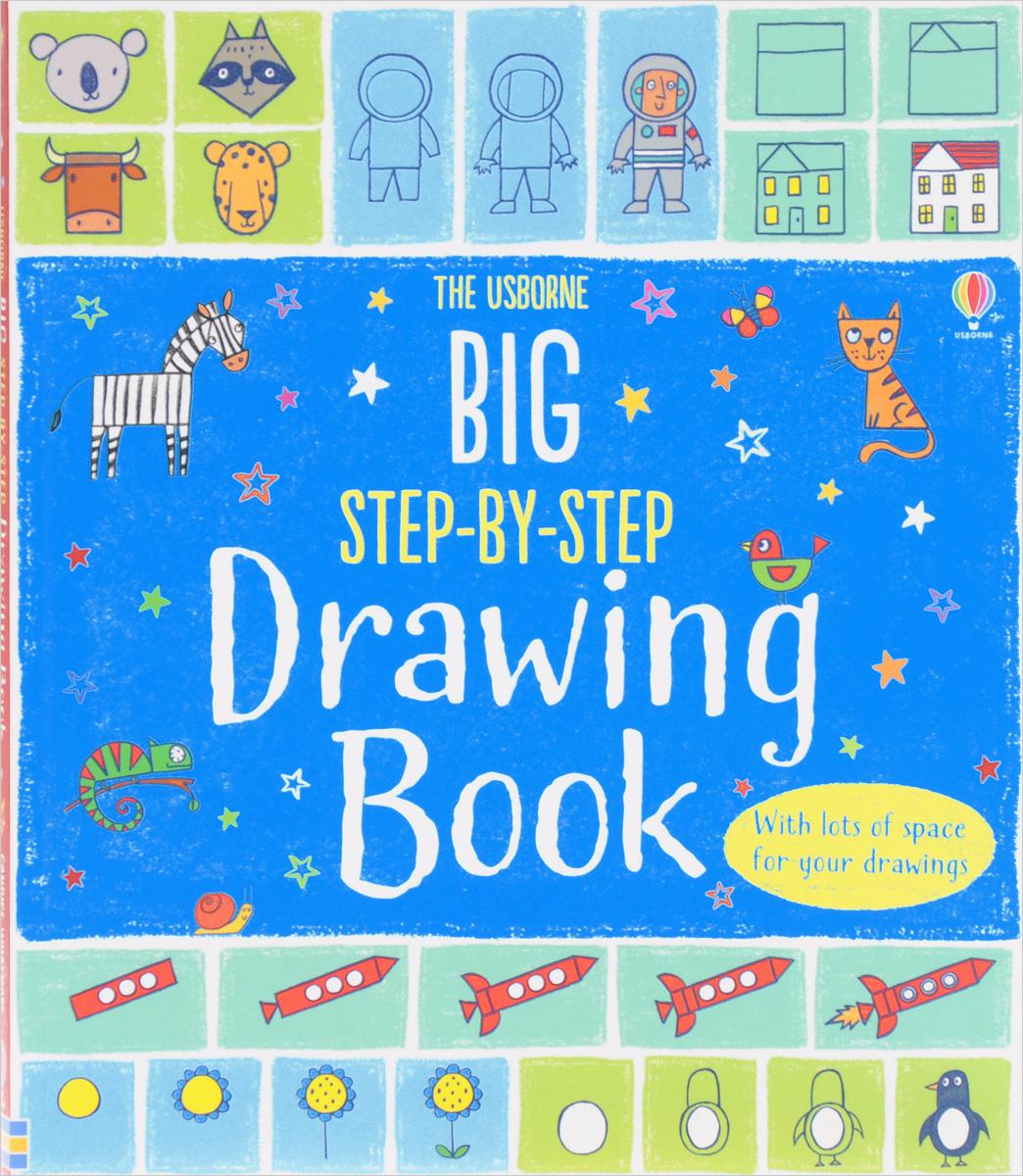 Big Step-by-Step: Drawing Book