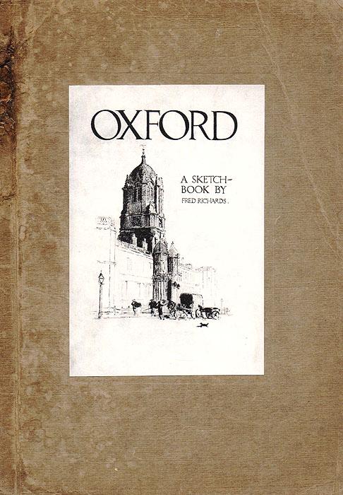 Oxford. Sketch-book