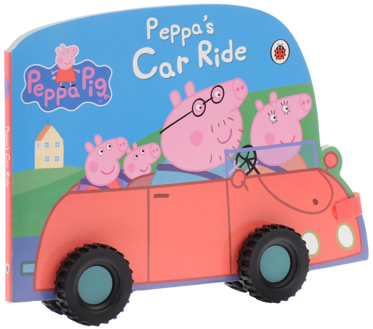 Peppa's Car Ride. Книжка-игрушка