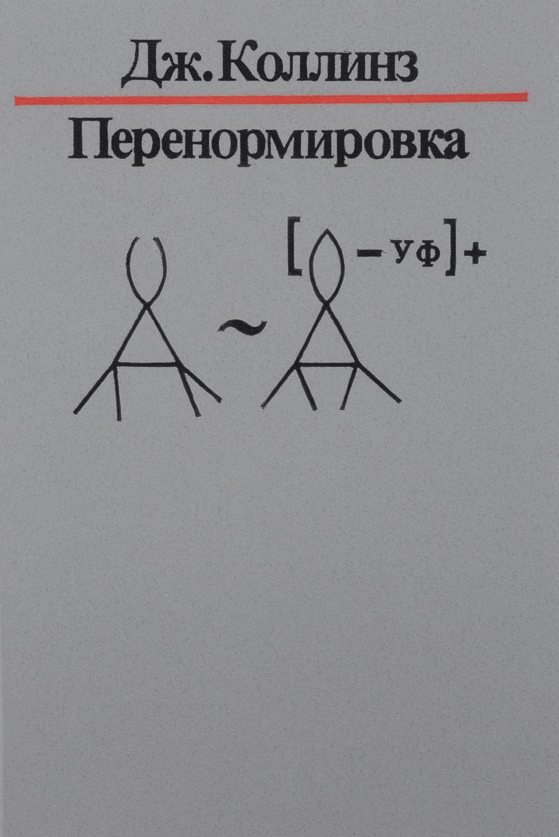 Перенормировка. Введение в теорию перенормировок, ренормализационной группы и операторных разложений