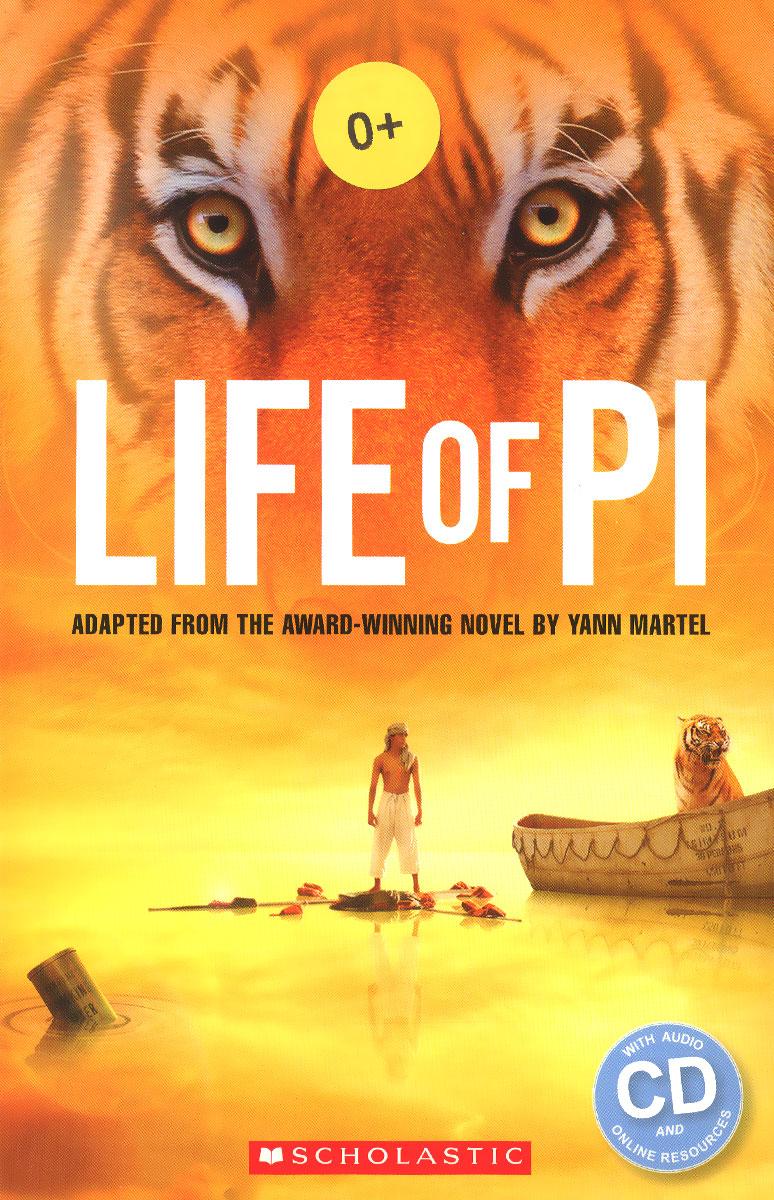 Life of Pi: Level 3 (+CD)