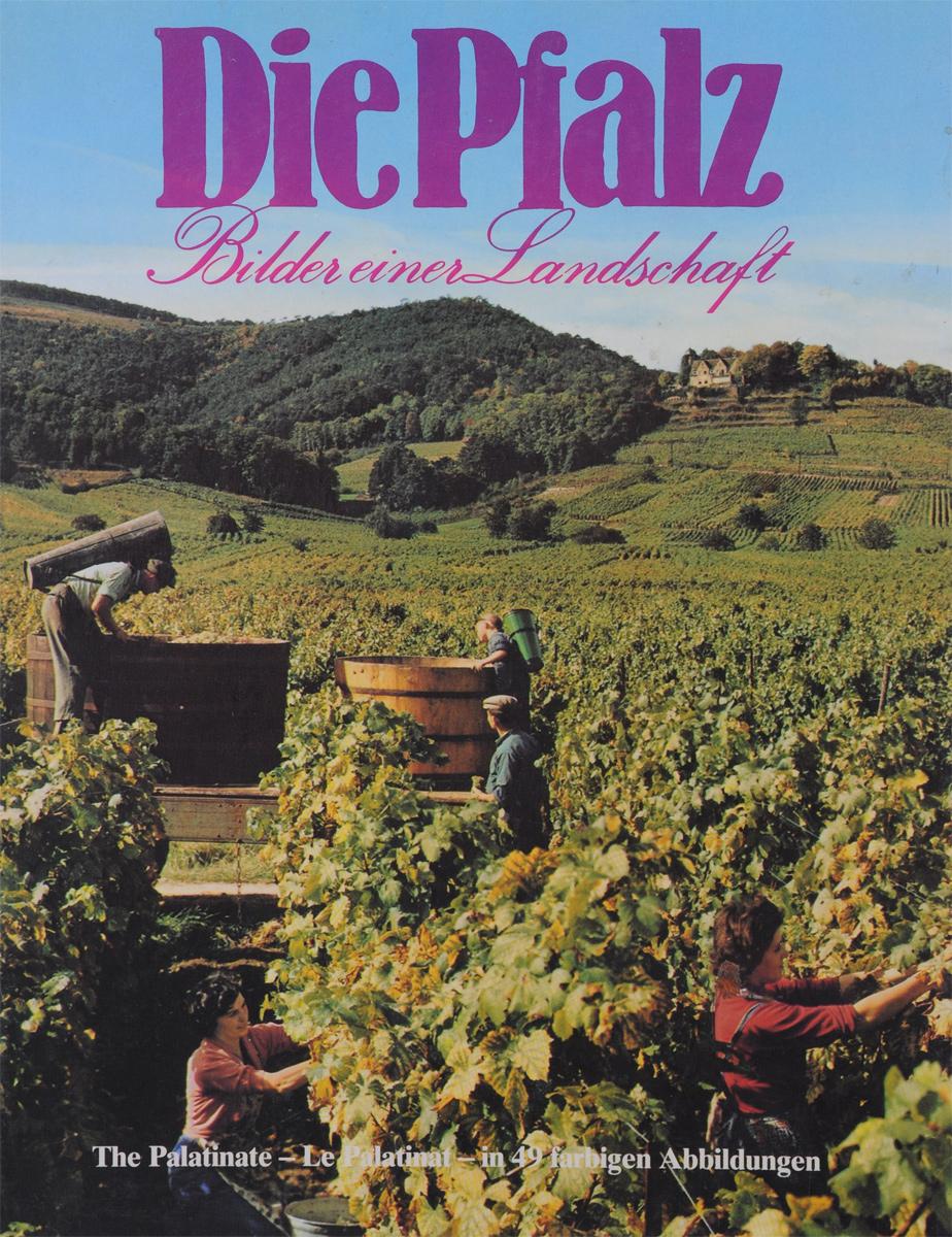 Die Pfalz: Bilder einer Landschaft