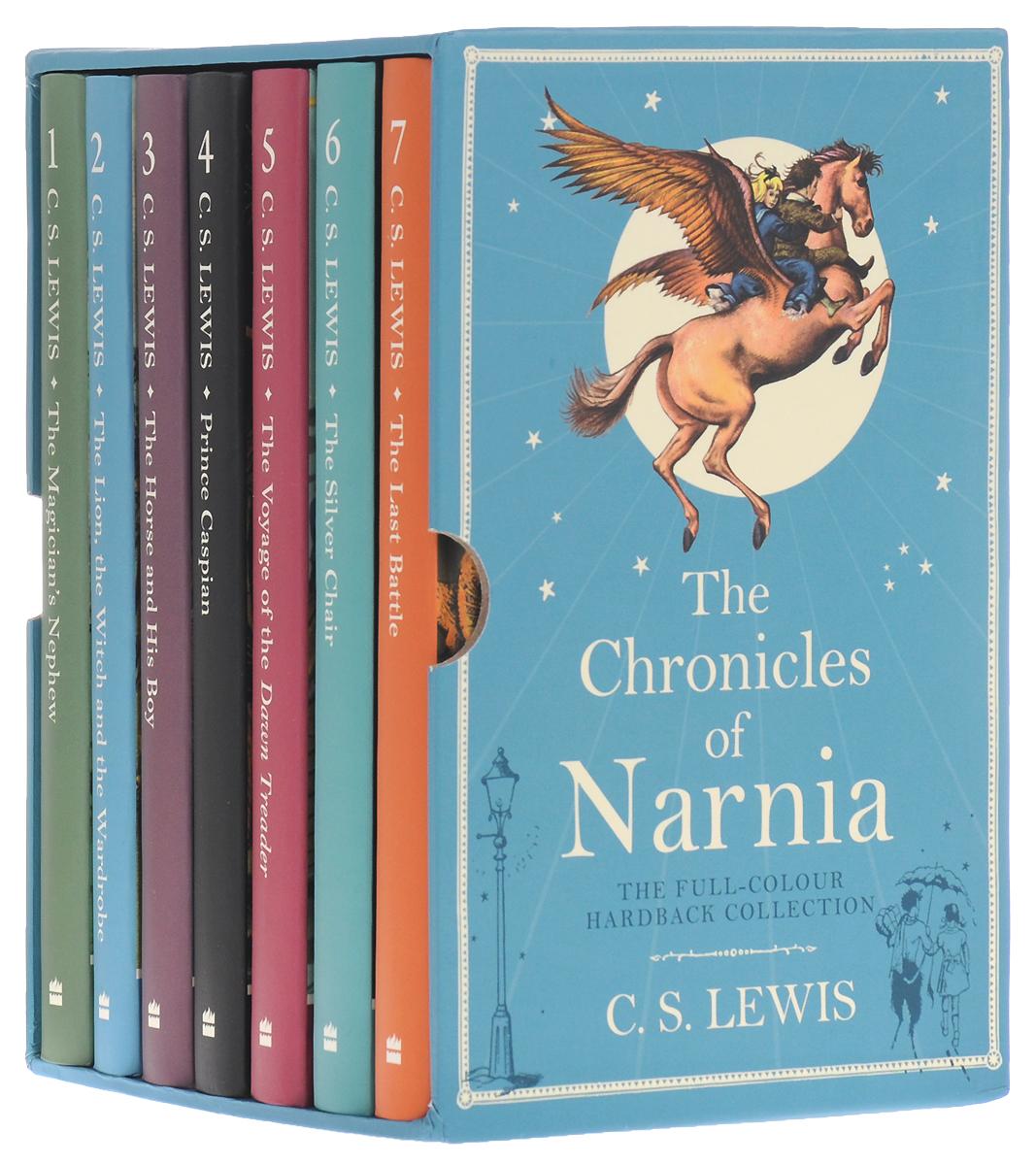 The Chronicles of Narnia (комплект из 7 книг)