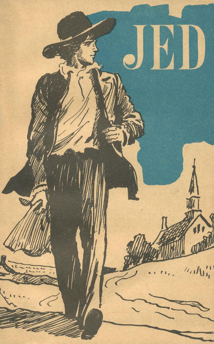 Jed / Джед. 7 класс. Книга для чтения
