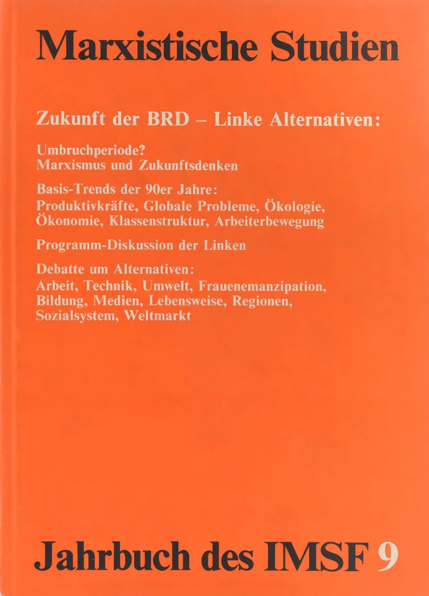 Marxistische Studien: Jahrbuch des IMSF 9