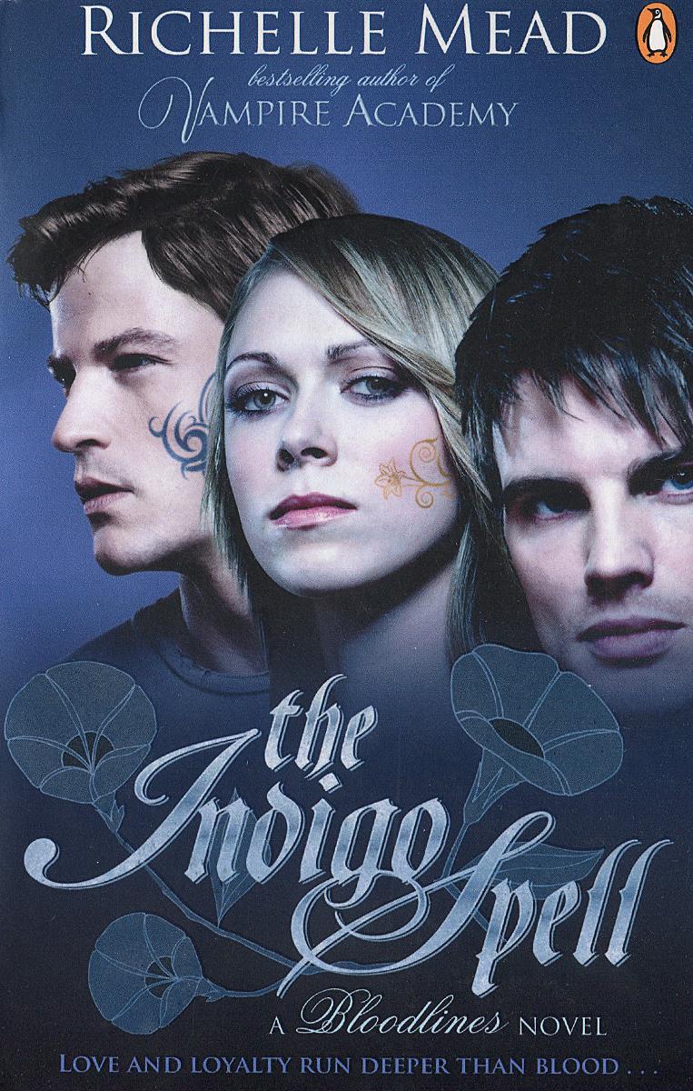 Bloodlines: The Indigo Spell (book 3)