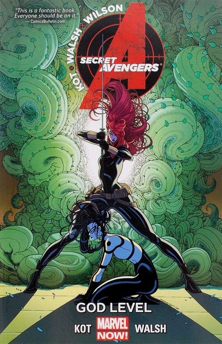 Secret Avengers: Volume 3: God Level