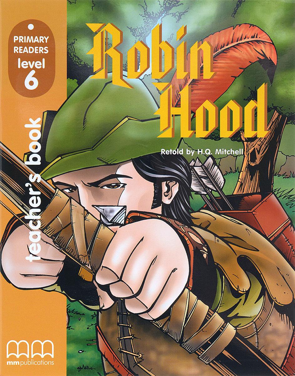 PRIMARY READERS - ROBIN HOOD TEACHER'S BOOK