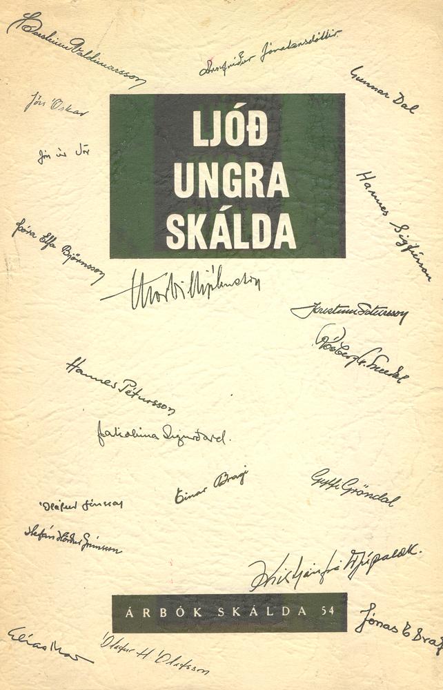 Ljod Ungra Skalda. 1944 - 1954