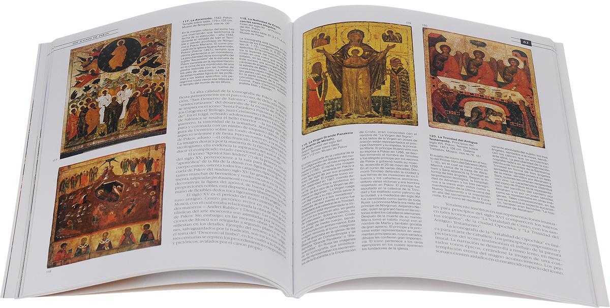 Los Iconos Rusos