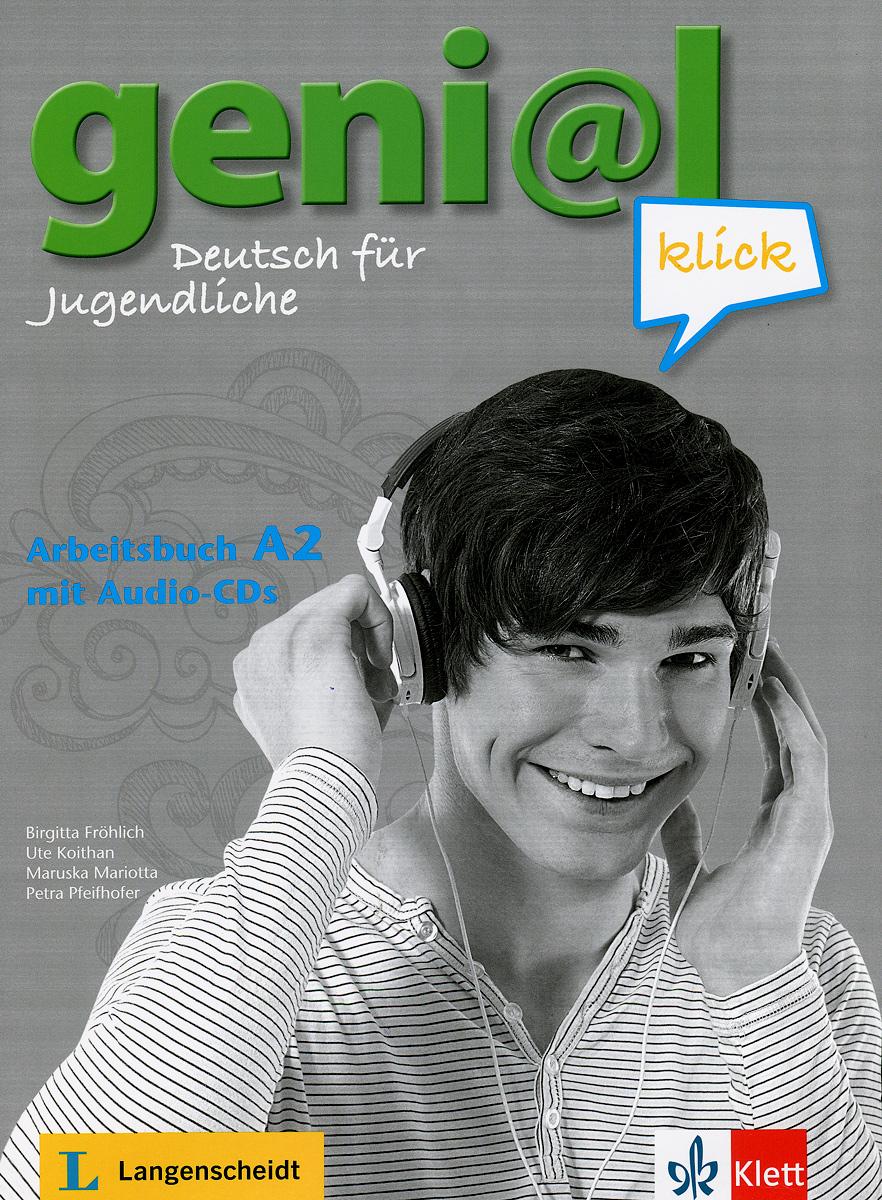 Arbeitsbuch, m. 2 Audio-CDs