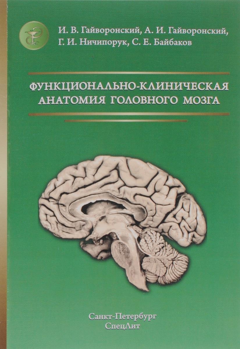 Функционально-клиническая анатомия головного мозга: учебное пособие. 2-е изд., перераб. и доп. Гайворонск А.И. ( 978-5-299-00709-1 )