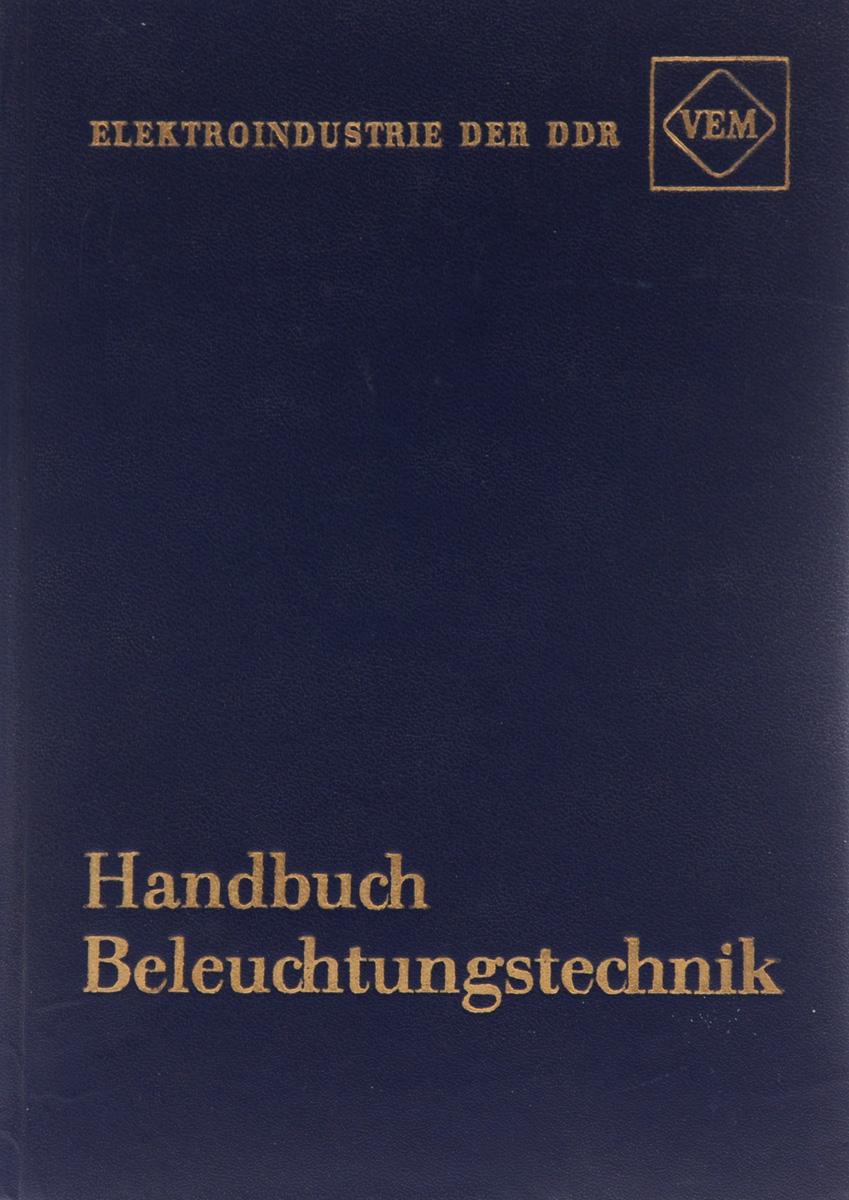 VEM-handbuch beleuchtungs technik