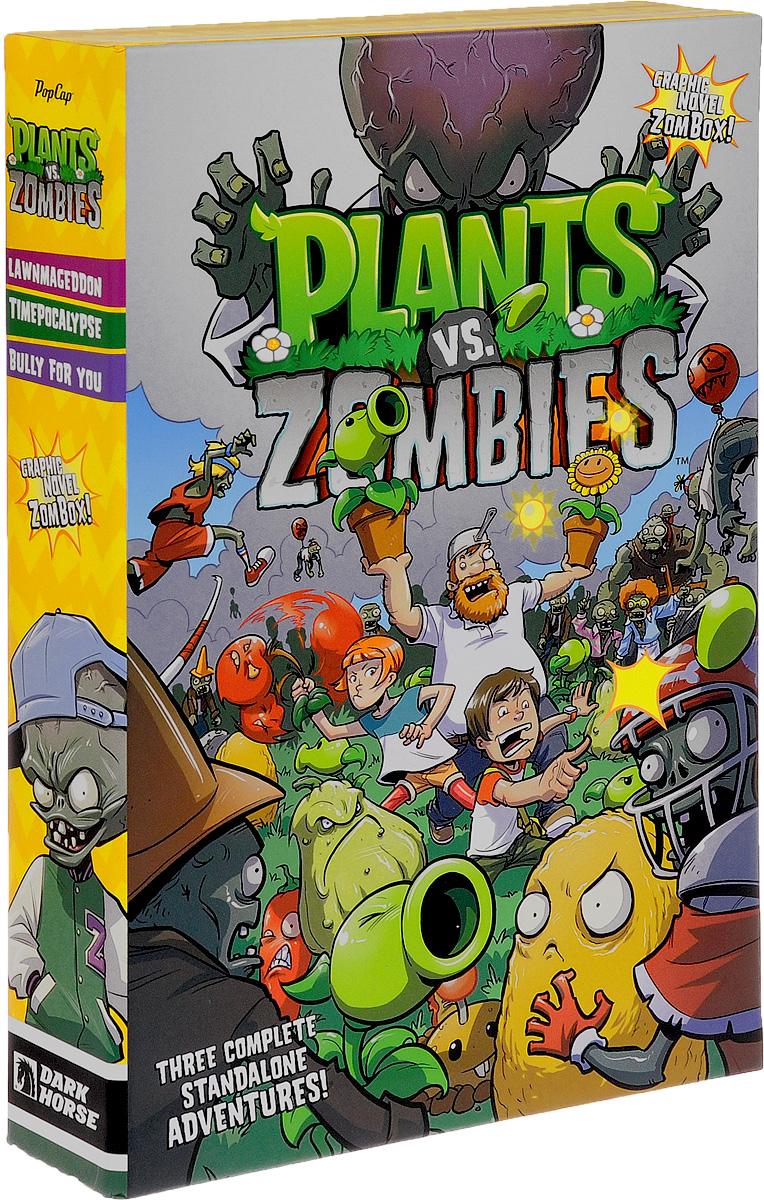 Plants vs. Zombies (комплект из 3 книг)