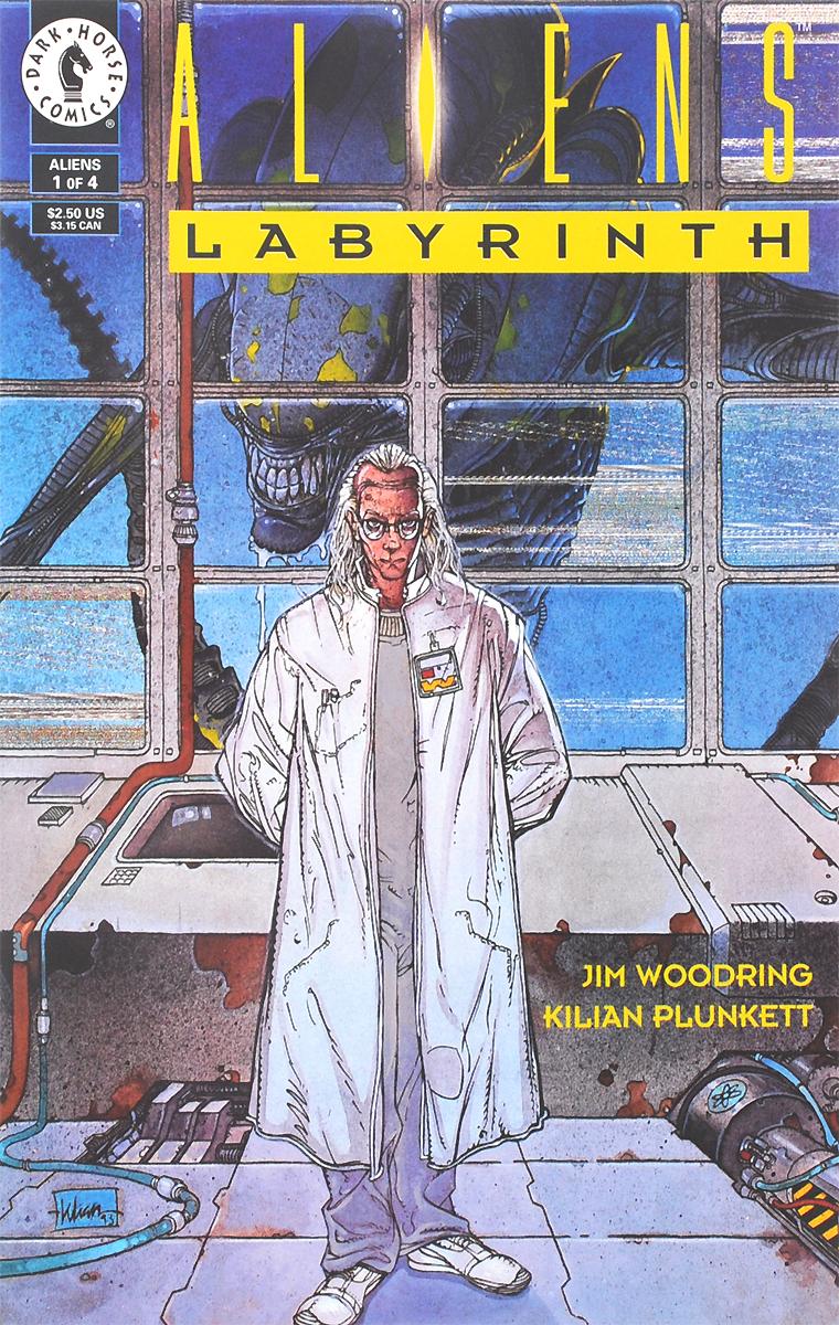 ALIENS: LABYRINTH, �1, September 1993