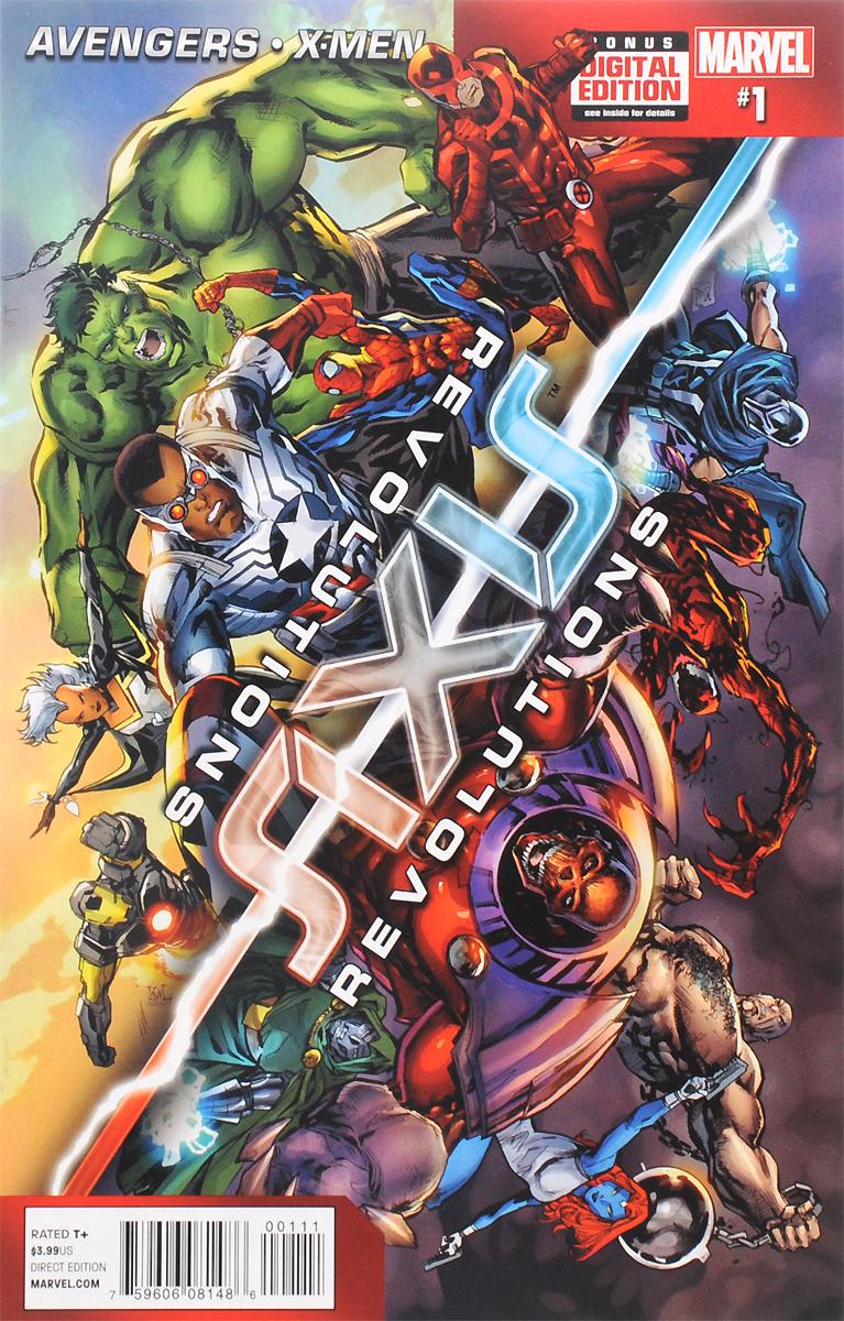 Avengers & X-Men: Sixis, №1, December 2014