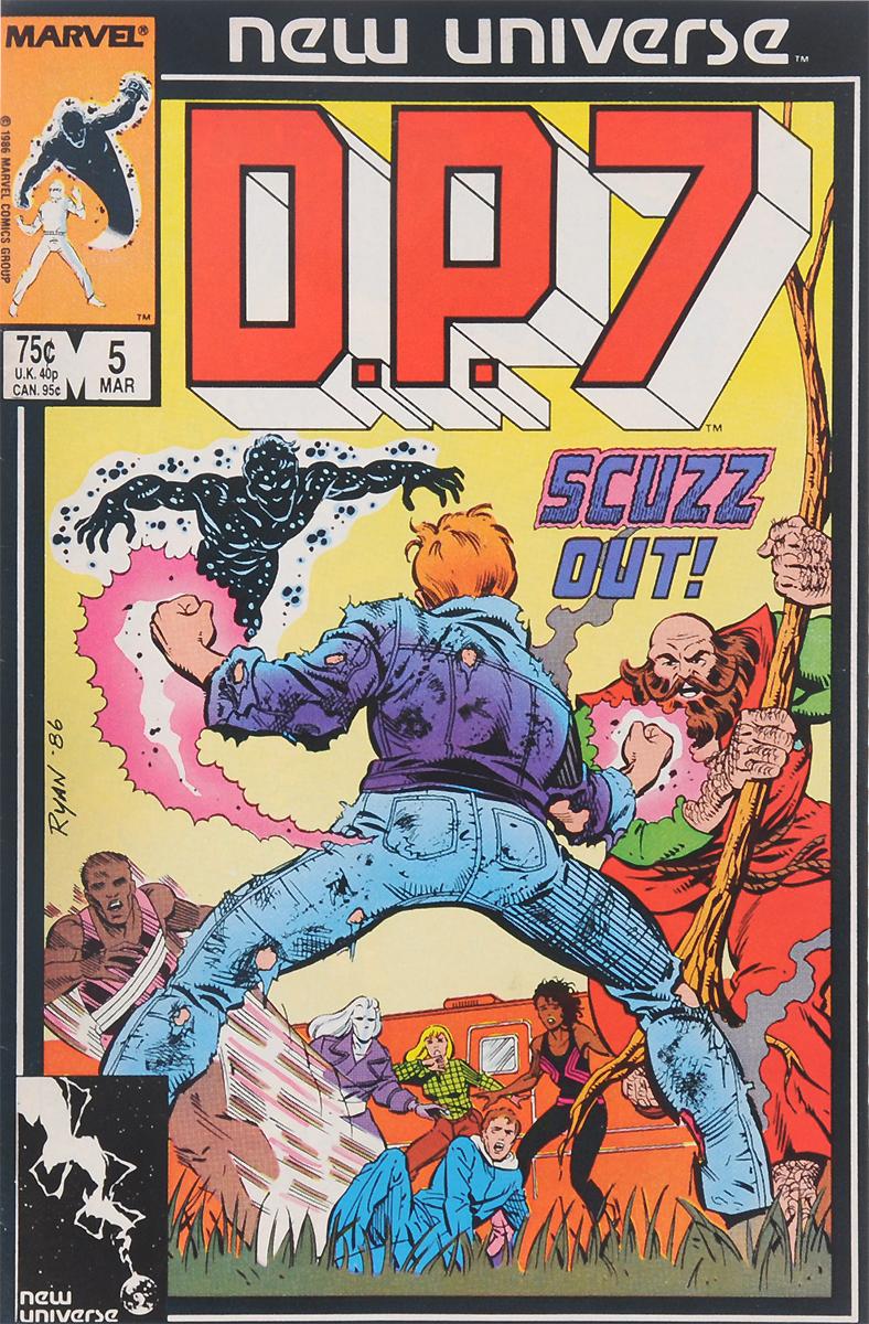 D.P.7, �5, March 1987
