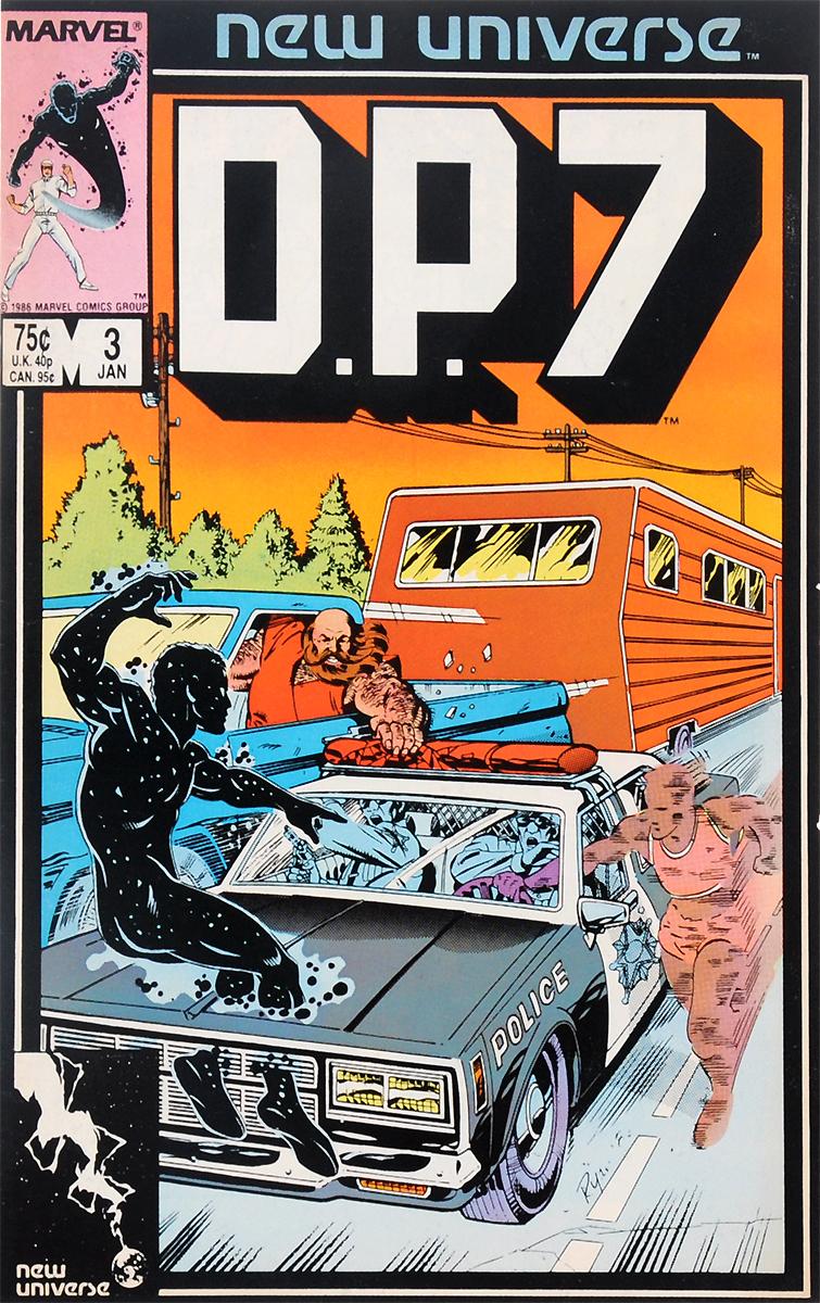 D.P.7: Volume 3: �3: 1987