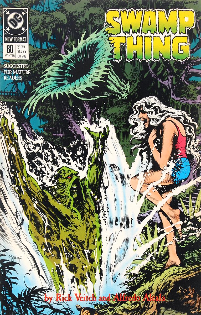 Swamp Thing: №80: 1988
