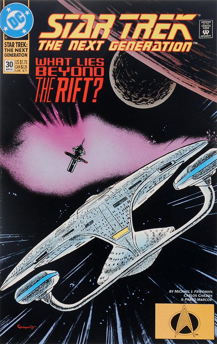 Star Trek: The Next Generation: The Rift? №30, April 1992