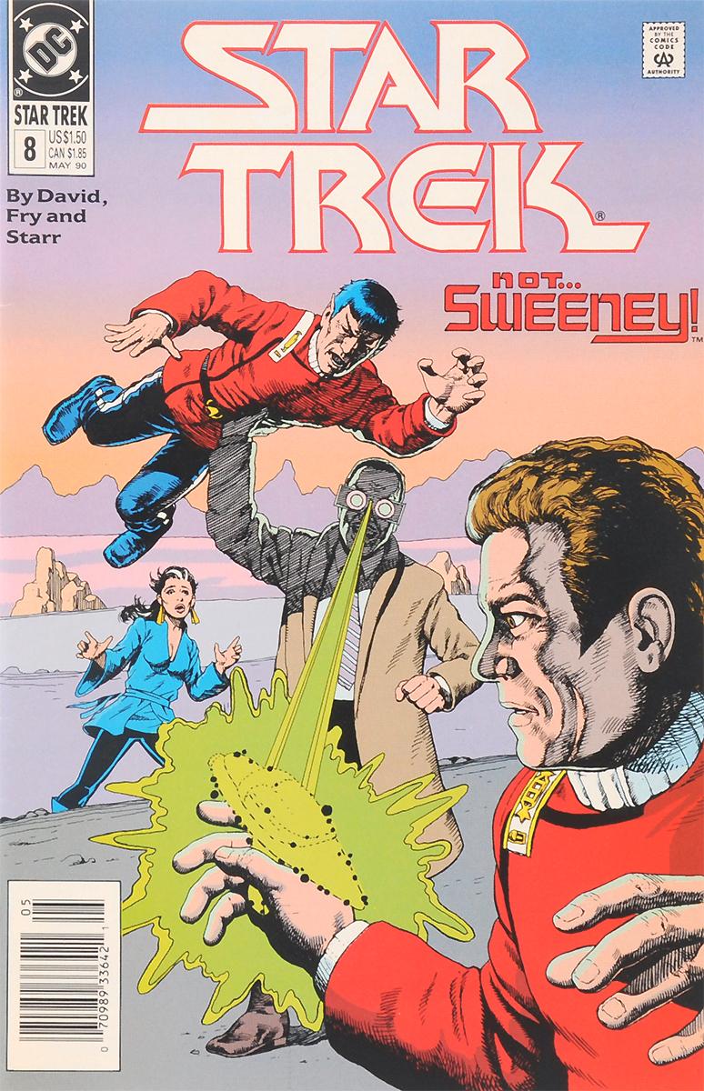Star Trek: Going, going... �8, May 1990