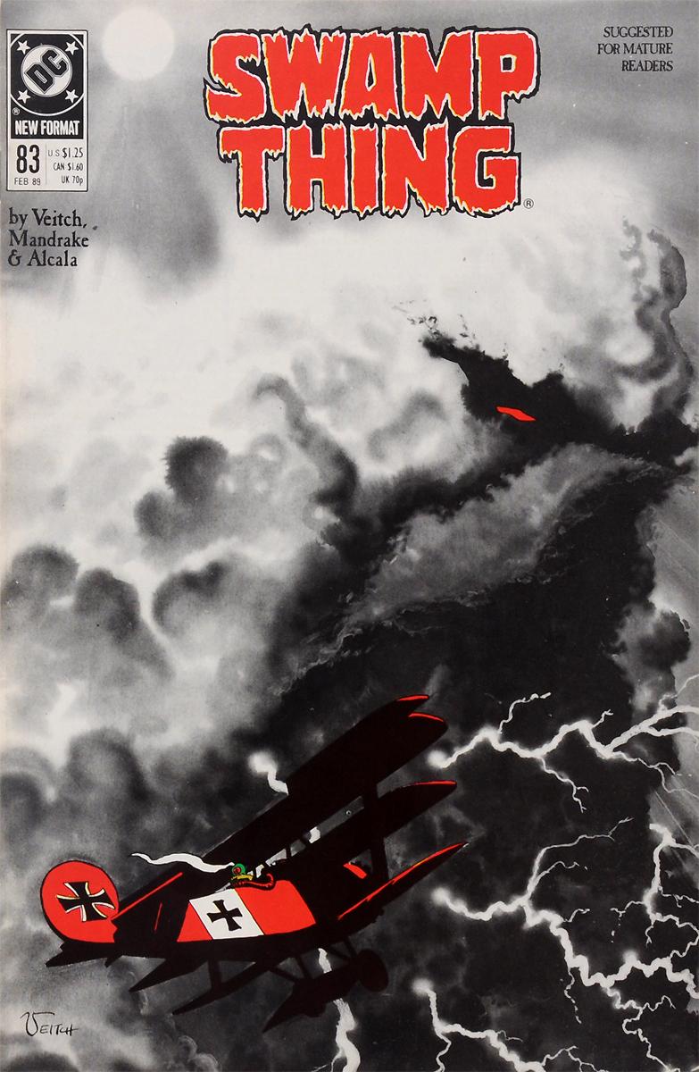 Swamp Thing: № 83: 1989
