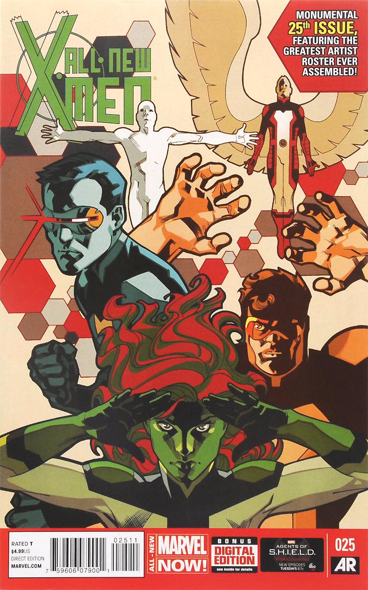All-New: X-Men, �25, June 2014