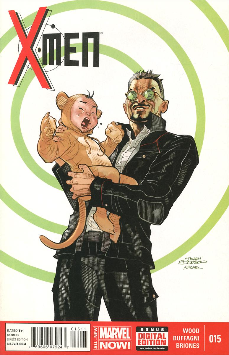 X-Men, �15, August 2014
