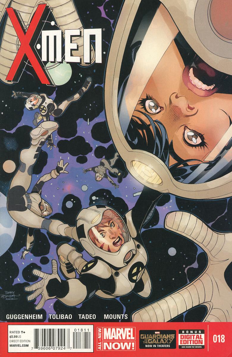 X-Men: Next Issue, �18. October 2014
