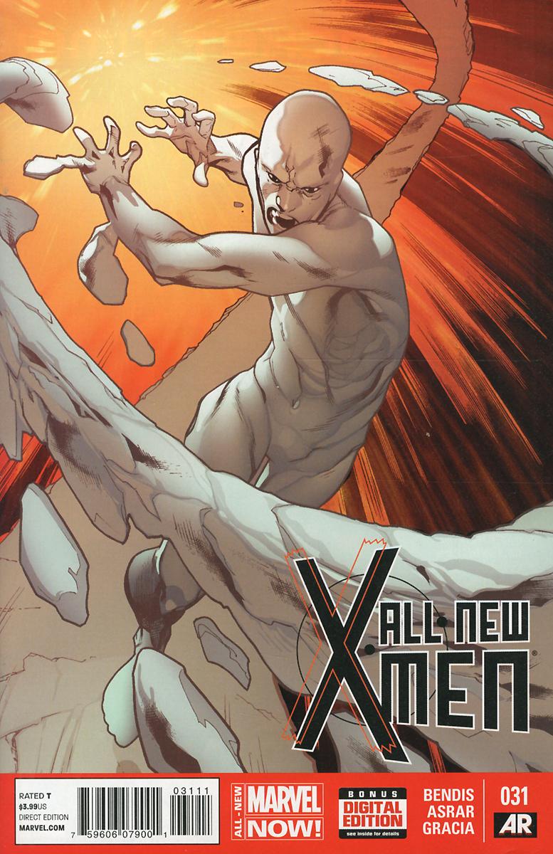 All-New X-Men, №31, October 2014
