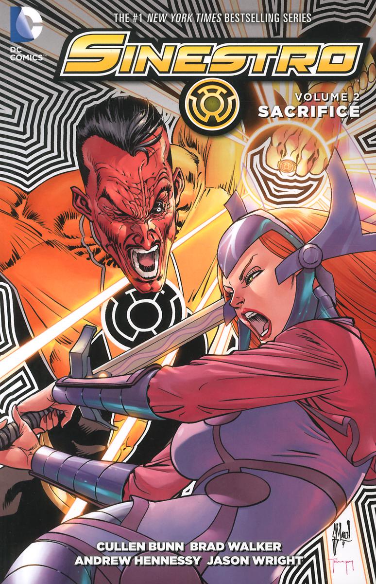 Sinestro Vol. 2: Sacrifice