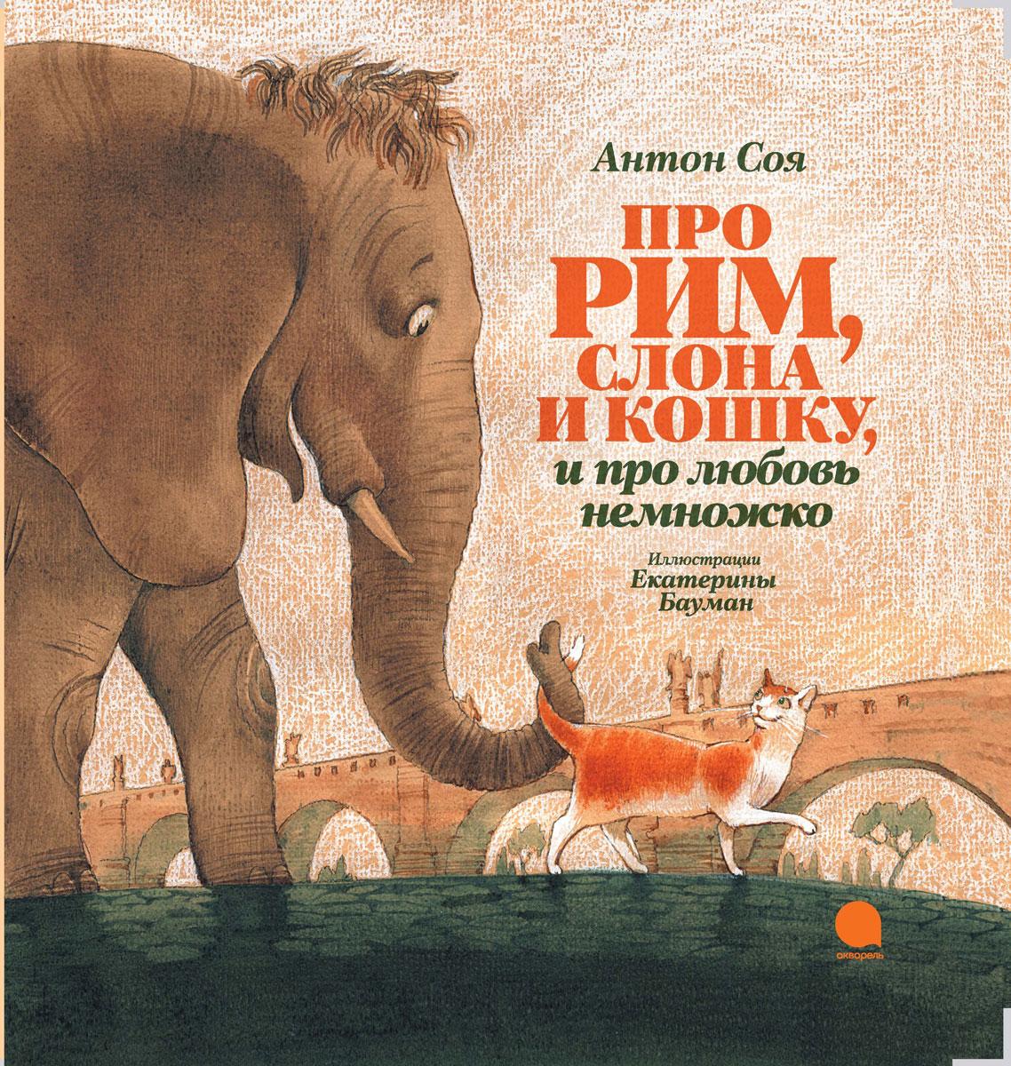 Про Рим, слона и кошку, и про любовь немножко…, Соя Антон