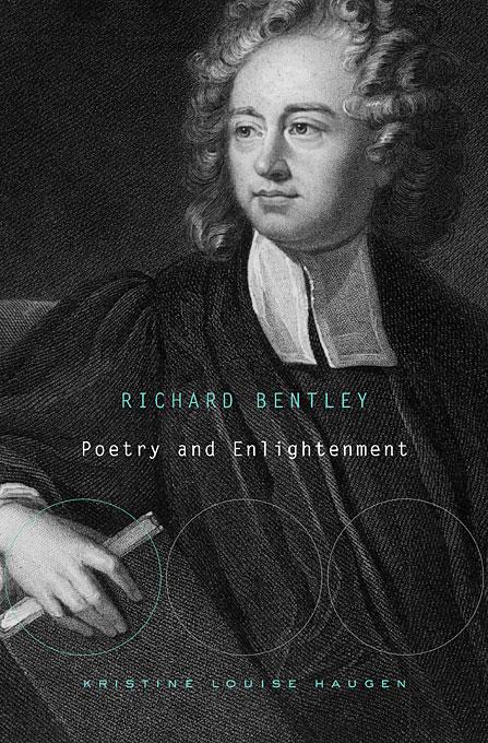 Richard Bentley � Poetry and Enlightenment