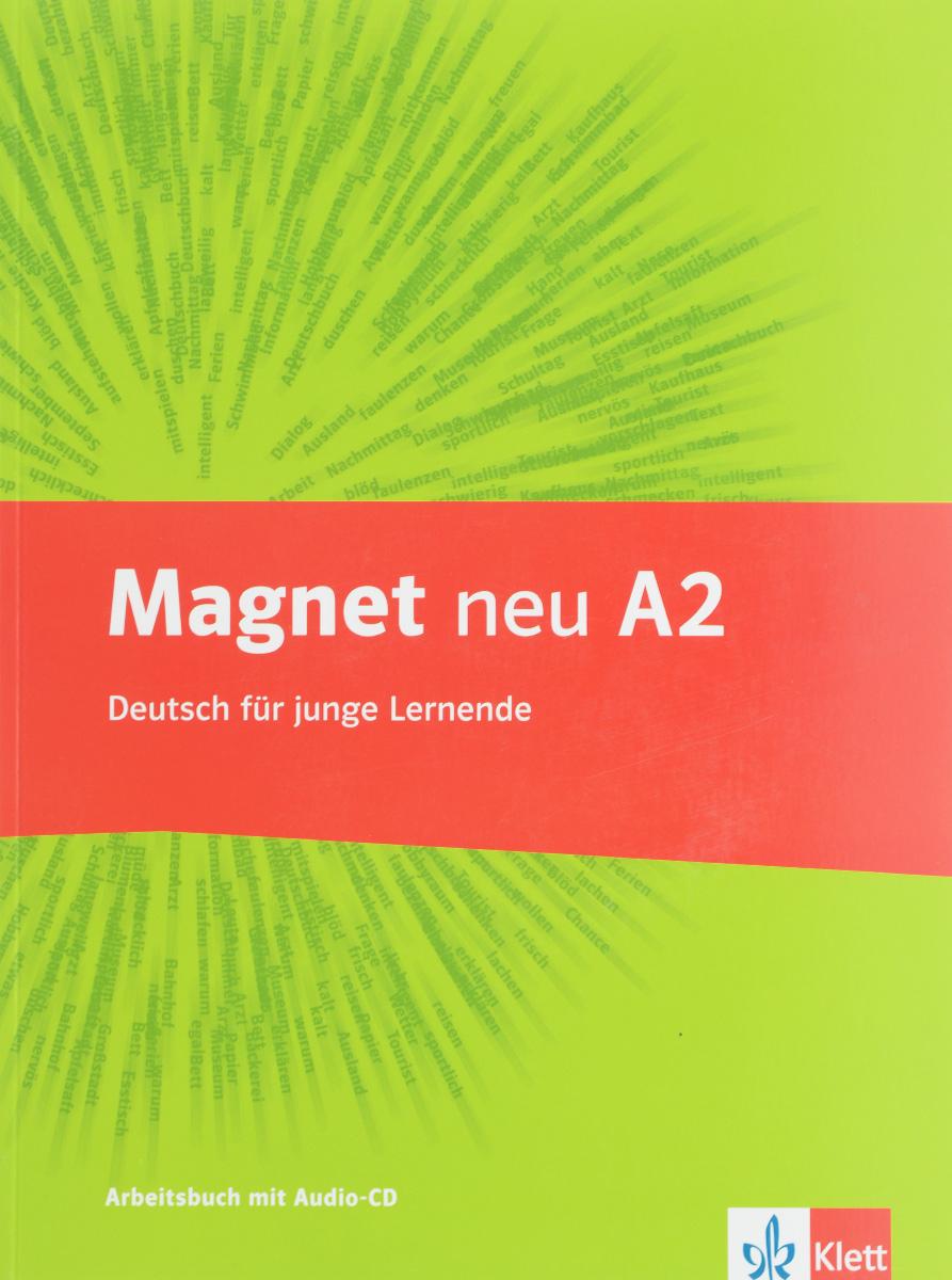 Magnet NEU A2 Arbeitsbuch + Audio-CD