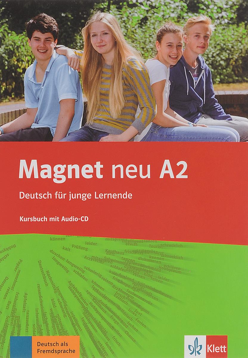 Magnet NEU A2 Kursbuch + Audio-CD