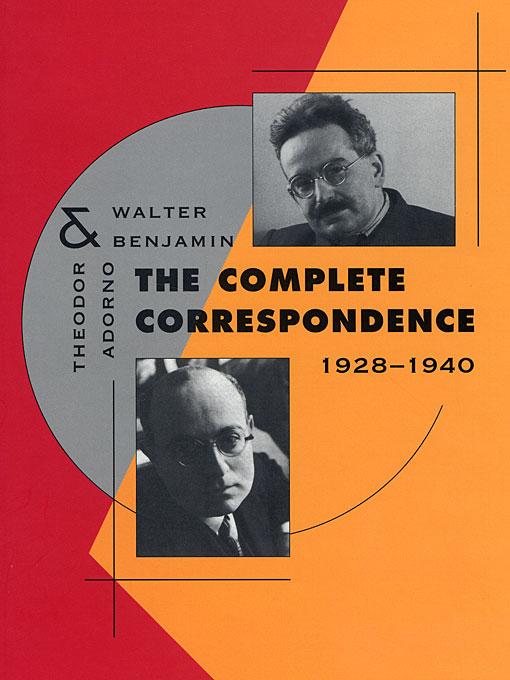 The Complete Correspondence 1928–1940 (COBE)
