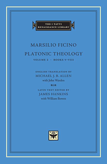 Platonic Theology Volume 2 Books V–VIII (S)