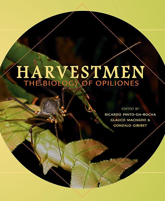 Harvestmen – The Biology of Opiliones