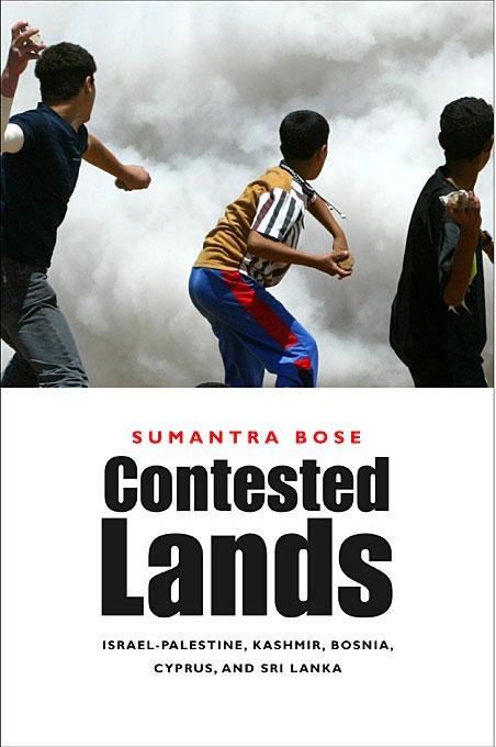 Contested Lands – Israel–Palestine, Kashmir, Bosnia, Cyprus, and Sri Lanka (OISC)