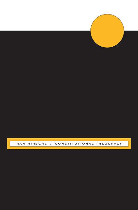 Ran Hirschl Constitutional Theocracy
