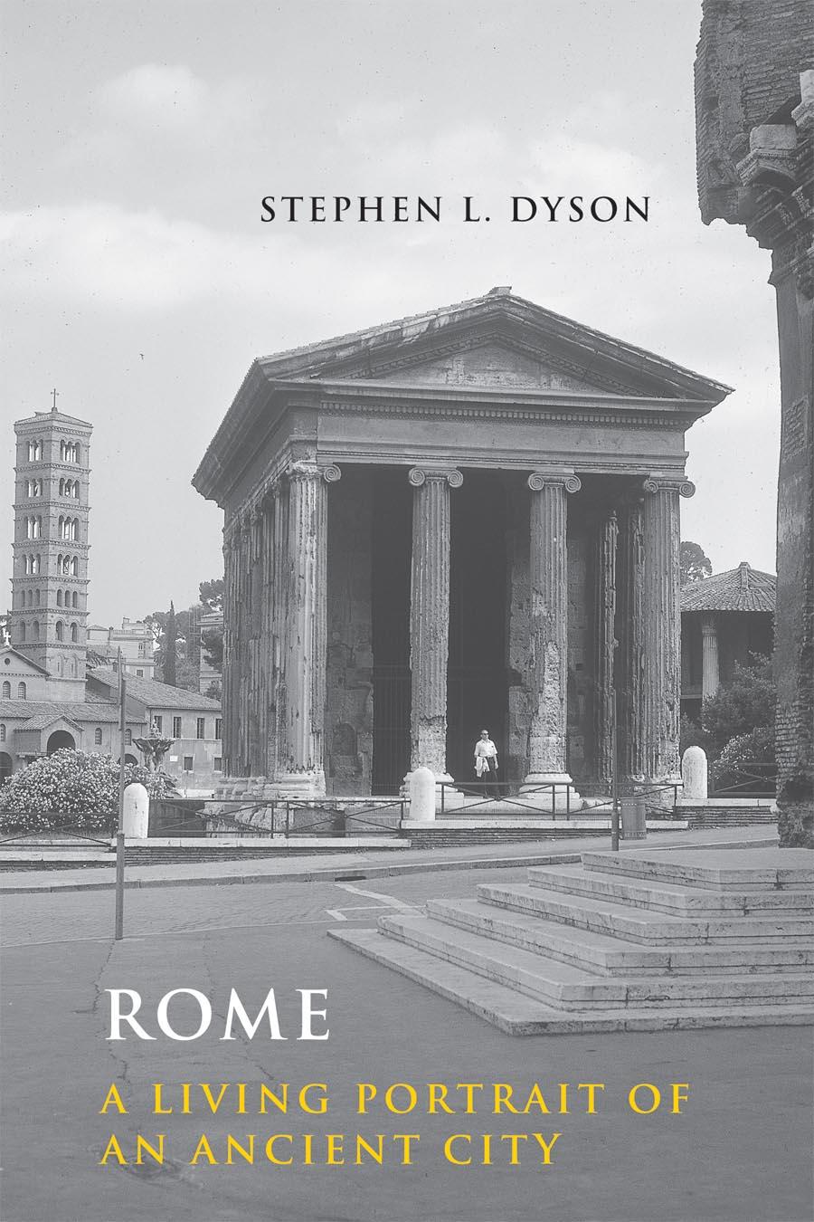 Rome – A Living Portrait of an Ancient City