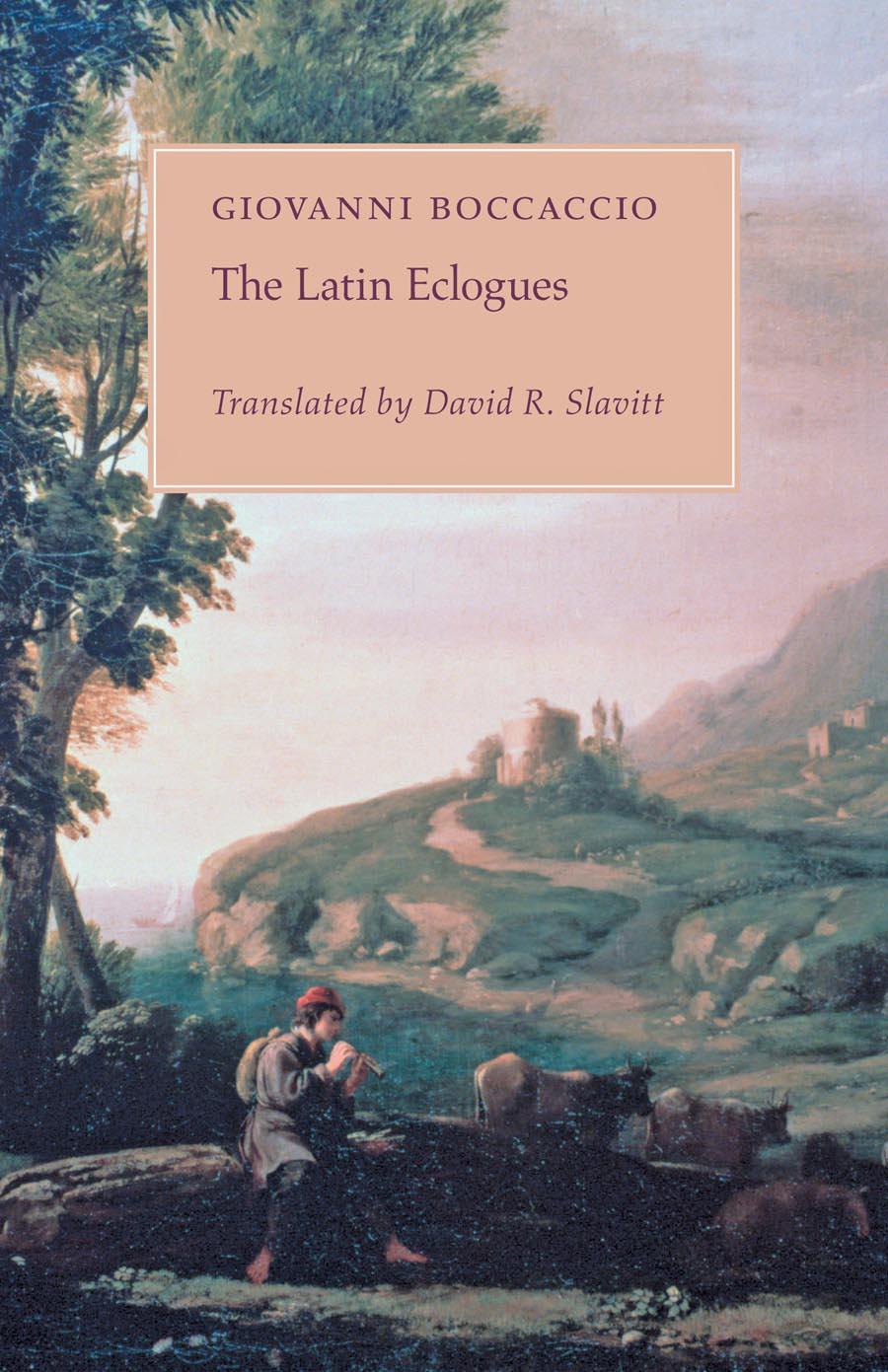 The Latin Eclogues