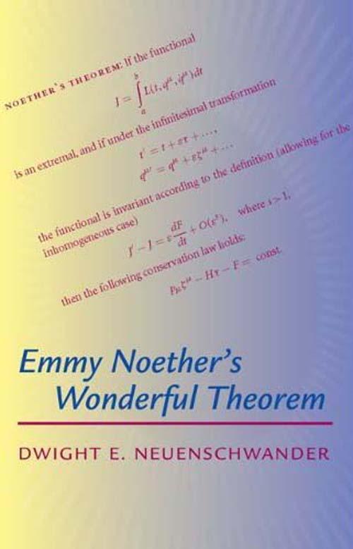 Emmy Noether?s Wonderful Theorem