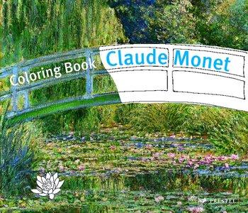 Coloring Book: Claude Monet