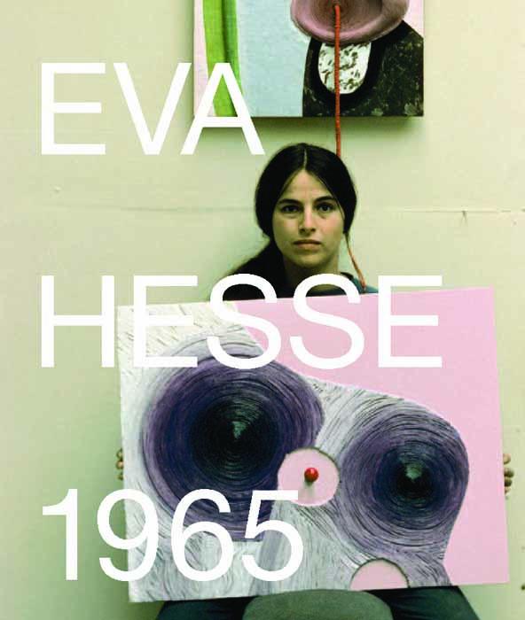 Eva Hesse, 1965