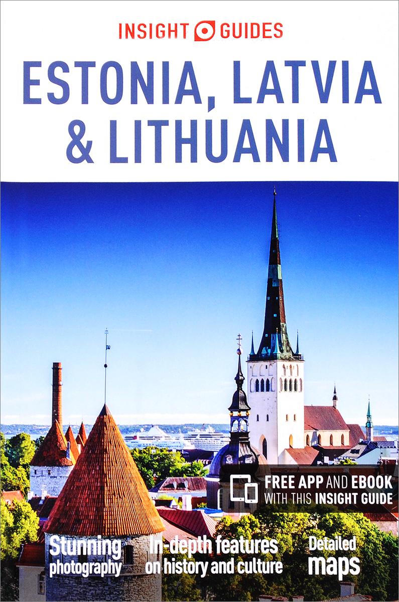 Insight Guides: Estonia, Latvia&Lithuania